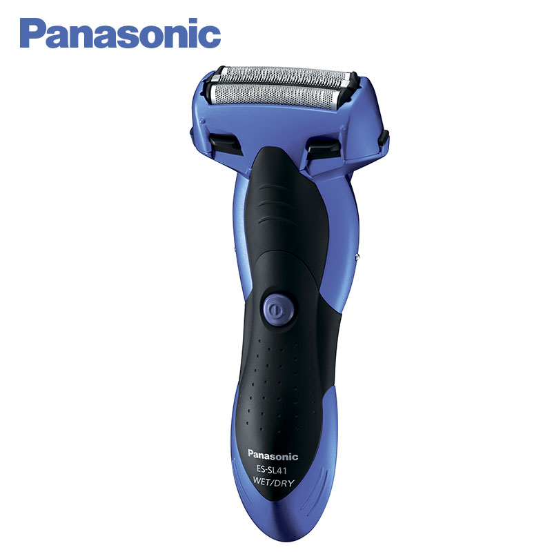 Panasonic ES-SL41-A520 Electric Shaver, inner blades of Japanese steel, floating blades provide a clean, close shave