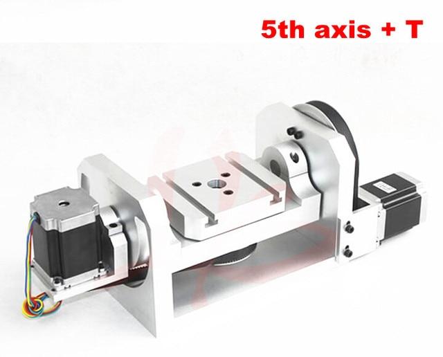 Ruso solamente, No Hay impuesto!!! 4D parte CNC router CNC cuarto ...