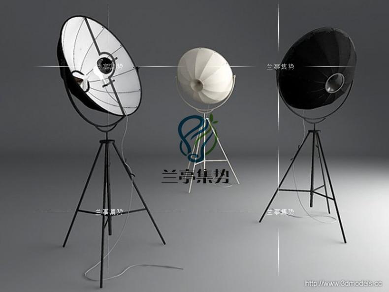 Modern Fortuny Ornaments Floor Lamp Adjustable Satellite Shape Photo studio Light Living Room Light Free Shipping