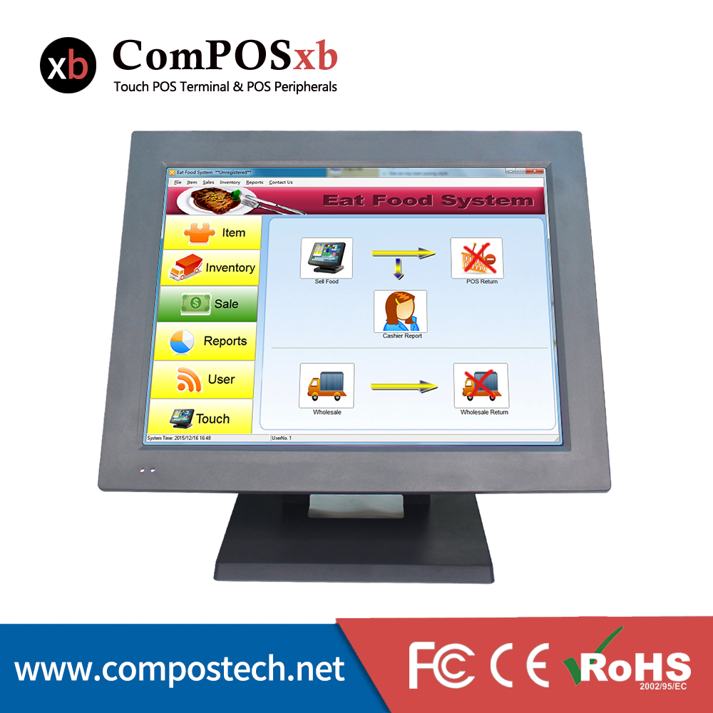 2017 newest wholesale free shipping supermarket touch pos machine all in one touch pos equipment touch computer / windows system elp 5mp cmos ov5640 usb camera for machinery equipment all in one machine pos equipment smart box tv box advisement player