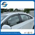 Venda quente 4 Pcs Janela Do Carro Da Viseira Deflector de Vento Sol Guarda Chuva Defletor Para Cruze
