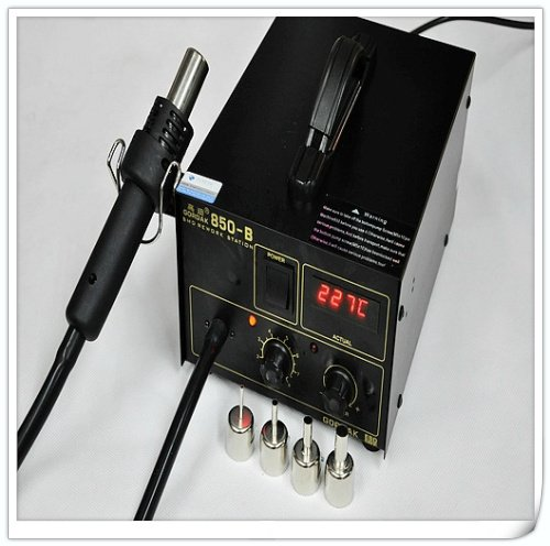 hot sale 220v gordak 850b 850 b hot air gun digital display rh aliexpress com