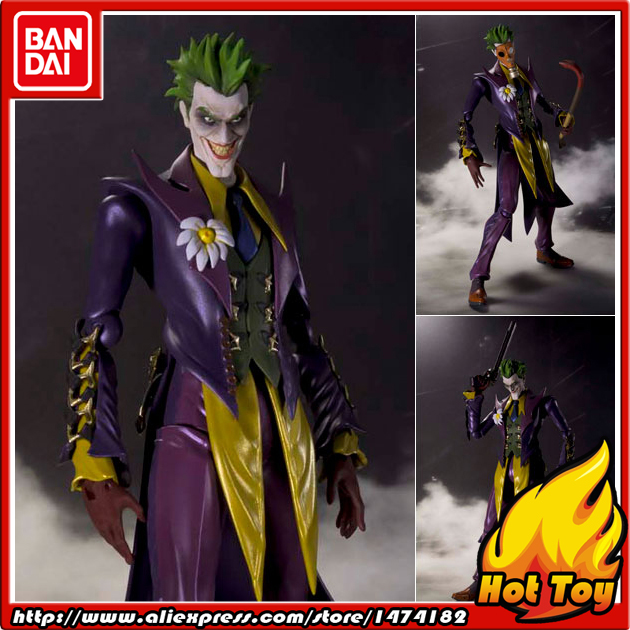 где купить 100% Original BANDAI Tamashii Nations S.H.Figuarts (SHF) Action Figure - Joker from