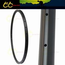 28mm Width mountain bike Carbon rim 29 Hookless Tubeless Compatible Asymmetric carbon bicycle rim