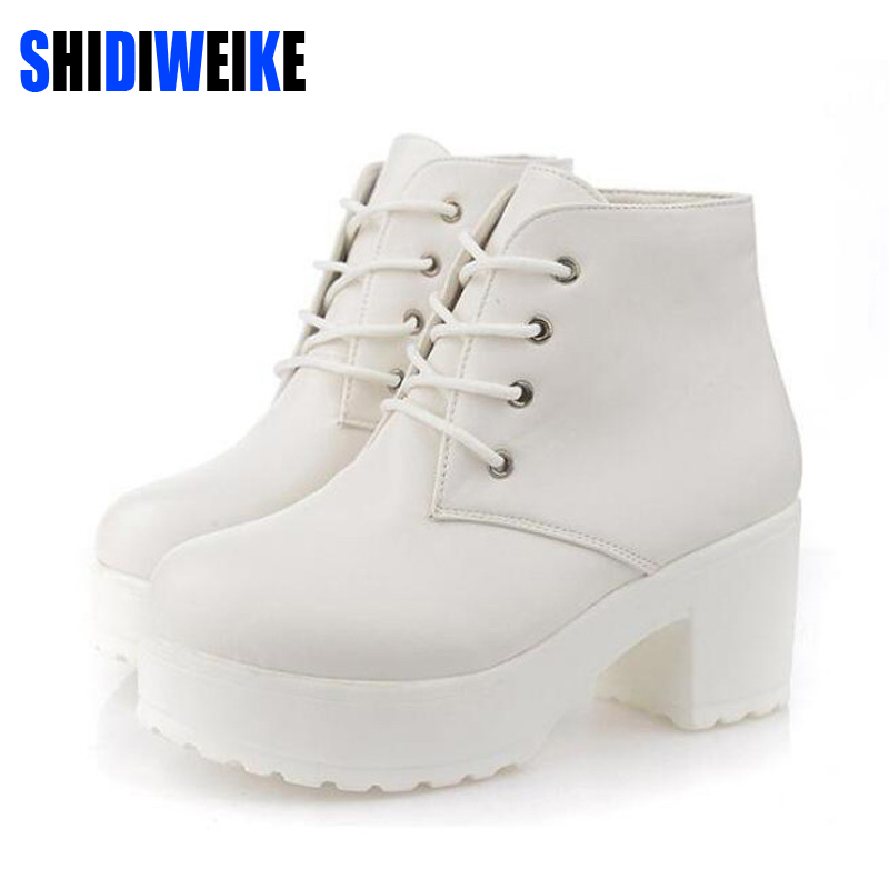 Online Get Cheap White Combat Boots -Aliexpress.com | Alibaba Group