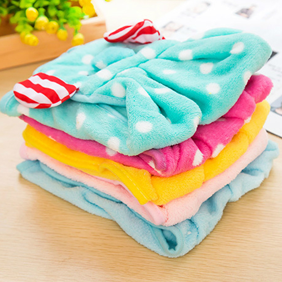 1PC 36*46CM Soft Kids Kitchen Hand Towel Washing Strong Absorption ...