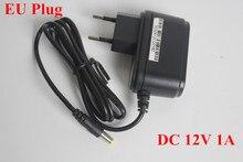 Security AC 110V-240V DC12V 1A/ BS Plug /EU Plug Transformer Power Adapter Accessories for CCTV Camera Surveillance System