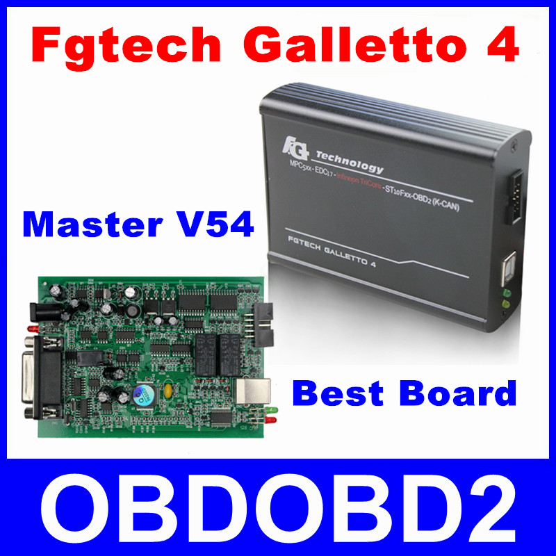 Master V54 Fgtech Galletto 4 Unlock Version FG Tech ECU Chip Tuning font b Tool b
