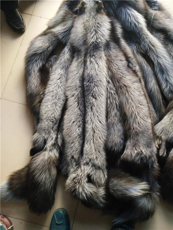 5c6857d8c61fe ᗜ LjഃHurtownie Tkaniny Materiału Skóry Lisa Natural Fox Fur Skóry - a73