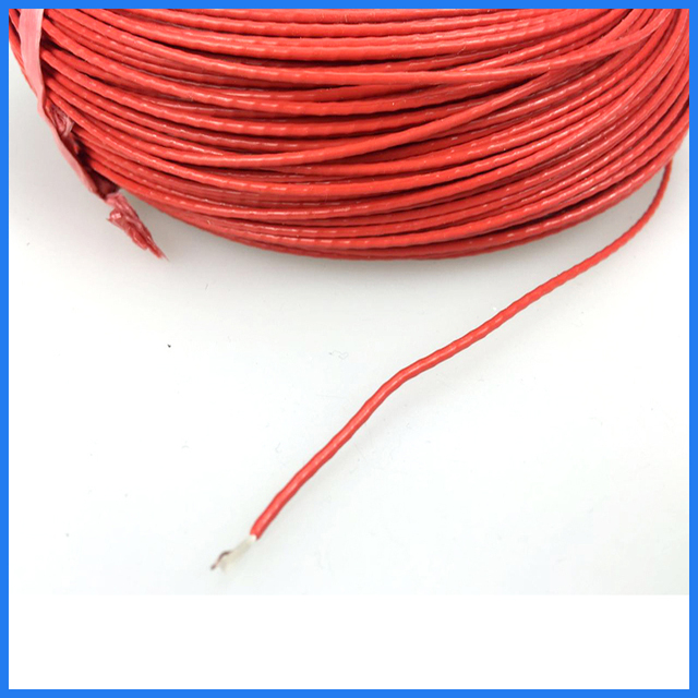 MINCO HEAT 5 Ohm/m High Quality Teflon Electric Heating Wire Cable ...