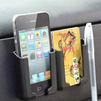 Car Universal Adhesive Storage Multi Use Holder For Smartphone GPS PDA Car Phone Holder Mobile Phone Stand For iPhone 6 5 5s 7 smartphone