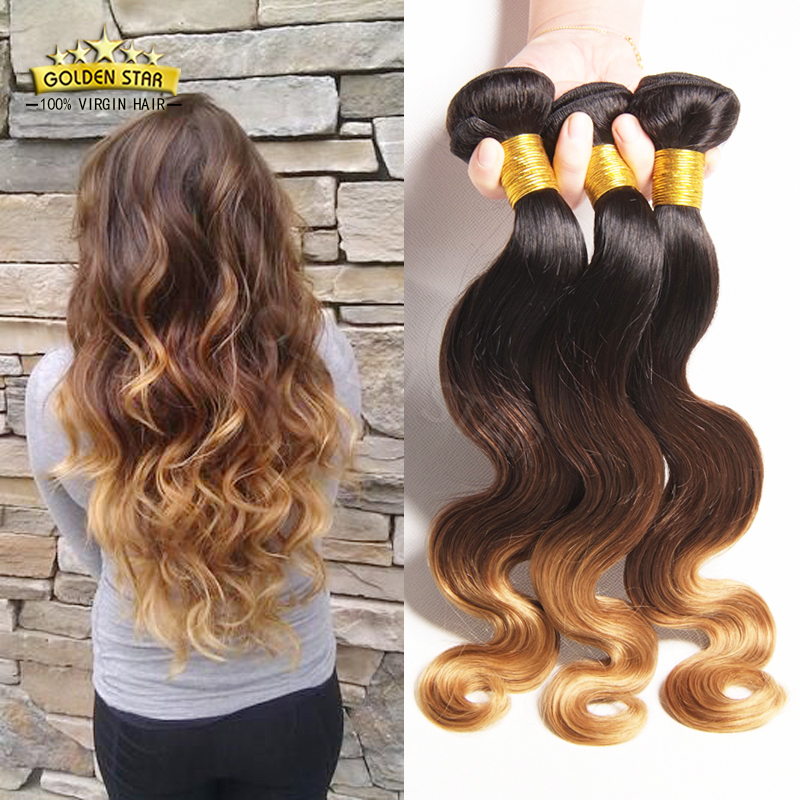 8a ombre hair extensions brazilian