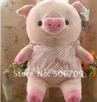 несколько больших в форме сердца любовь нос свиньи свитер рубашка и юбка плюшевые игрушки фантастический подарок! быстрая и бесплатная доставка