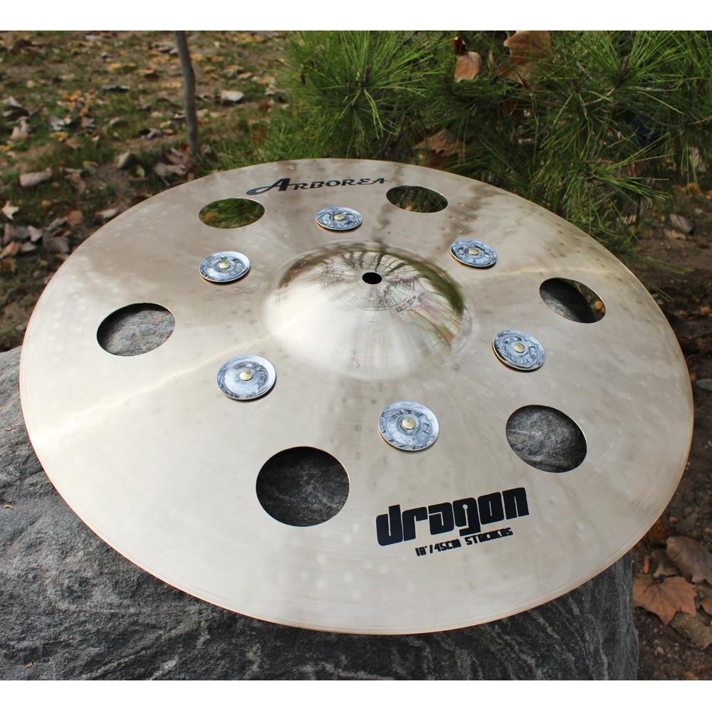 Arborea cymbals! Dragon 18 effect cymbalArborea cymbals! Dragon 18 effect cymbal