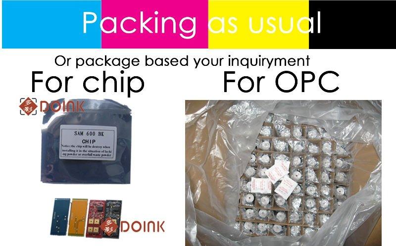 Для XEROX workцентр 7125 тонер chip-006R01459