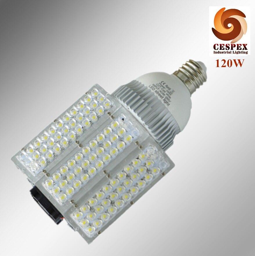 110lm/w high efficacy AC110V 220V 240V E40 E39 E27 30W 40W 60W 80W 100W 120W LED street lamp replace 100W-400W HPS metal halide efficacy of cpp acp