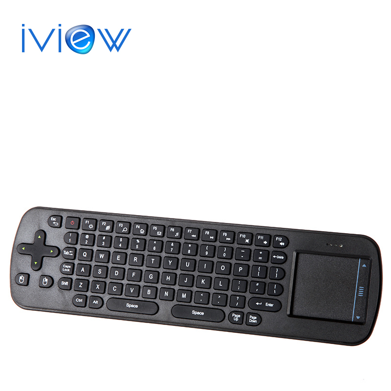 Measy RC12 Air Fly Mouse for TV Box Tablet PC TouchPad Gaming English Keyboard 2.4GHz Wireless Air Mouse Keyboard