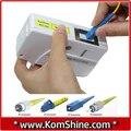 Óptica conector casete 500 Times / Reel limpiador de limpieza de herramientas para todos los de fibra única y MT casquillos