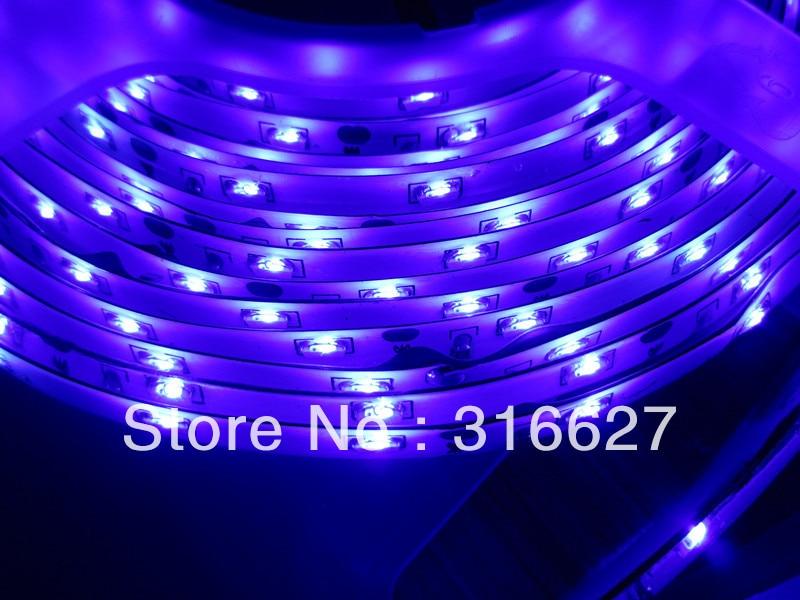 50 м Светодиодные ленты света 335 SMD 12 В сторона испуская 300 светодиодный S 5 м/Nos белый/теплый белый/желтый/синий/красный 5 мм