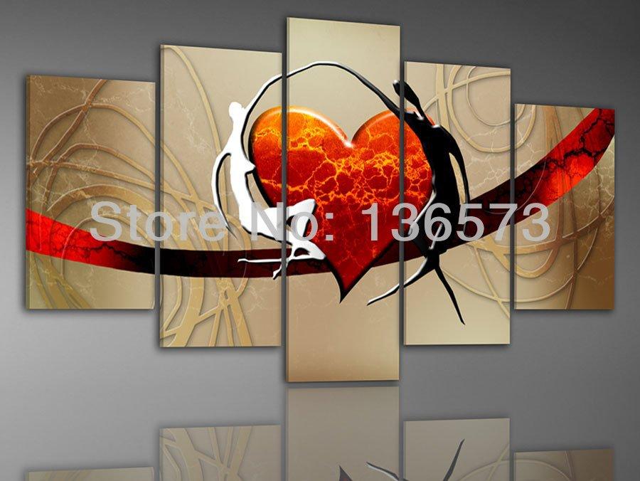 Awesome Quadri Con Cuori Contemporary - Schneefreunde.com ...