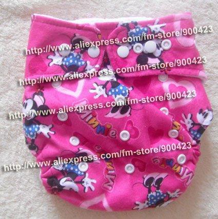 От 5 до 17 кг детский полотняный подгузник салфетка пеленки подгузник Diapers1pcs ткань пеленки(внутренняя бамбука)+ 2 шт. Вкладышей(бамбук+ микрофибра