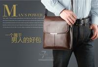 горячая распродажа! мода мужской портфель сумка и, мужчины, кожа сумка, бесплатная доставка