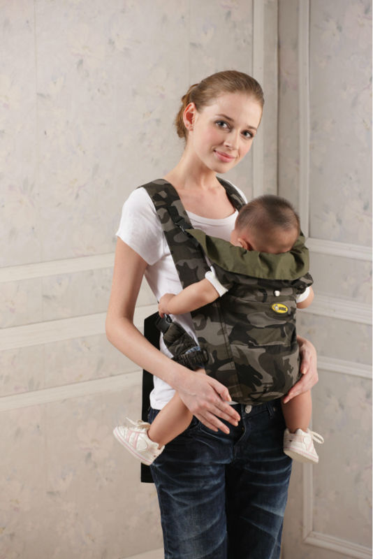 camo baby carrier backpack