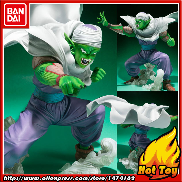 100% Original BANDAI Tamashii Nations Figuarts ZERO Action Figure - Piccolo from Dragon Ball Z genuine bandai exclusive tamashii nation 10th anniversary s h figuarts dragon ball z son gokou goku kaiohken ver action figure