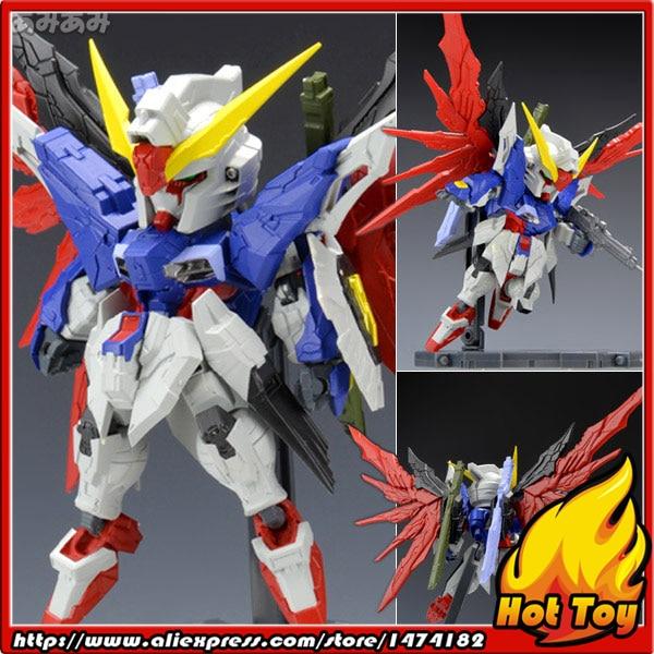 100% Original BANDAI NXEDGE STYLE [MS UNIT] Action Figure - Destiny Gundam from Mobile Suit Gundam SEED Destiny gundam seed destiny original bandai tamashii nations nxedge style nx 0003 action figure destiny gundam