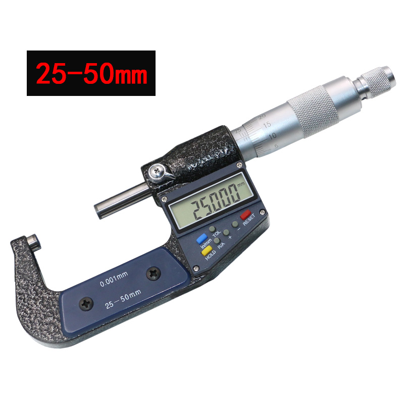 Electronic Measuring Equipment : Mm metric inch large lcd conversion