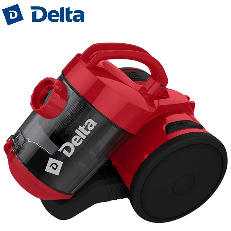DL-0829 aspiradora hoover 1600 W removible cleanable HEPA-filtro bajo nivel de ruido sistema de filtrado de múltiples niveles DELTA