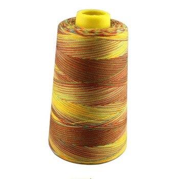 Envío Gratis, 40 S/2 3000 yardas, máquina de hilo de coser Arco Iris, hilo de coser Industrial, accesorio de tela, calidad garantizada