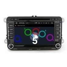 GPS unidad Principal de Navegación para Seat Leon Altea Toledo/XL cabeza Dispositivo reproductor de DVD GPS de Radio RDS Estéreo Navegador Android 5.1