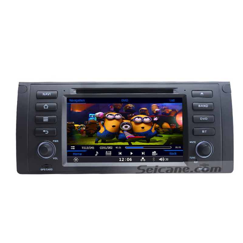 Seicane S127018d Oem Dvd Player Gps Navigation System For 2002 2007 Rhaliexpress: 2007 Bmw X5 Oem Radios At Gmaili.net