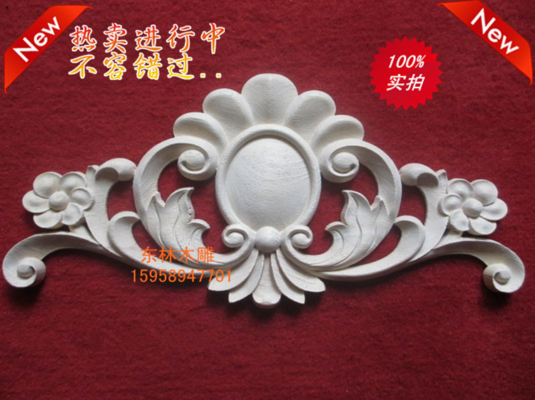 Donglin Carved Wooden Furniture Decals Door European Flowers And Flower Wall Sunflowers Hp 3