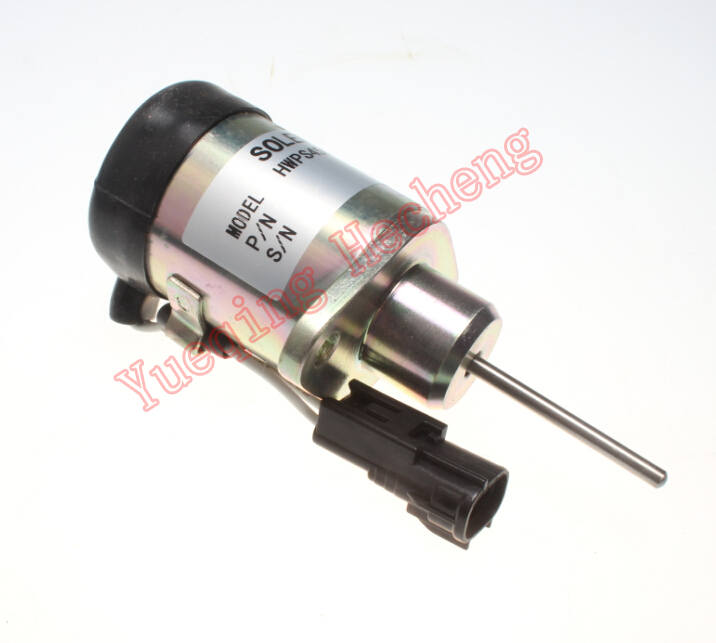 Fuel speed solenoid 25-38773-00 for V2203 CT4 EngineFuel speed solenoid 25-38773-00 for V2203 CT4 Engine
