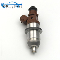 Kingpart car fuel injection nozzle OEM E7T05072 For Japanese car 2.4L GDI 2009 2010