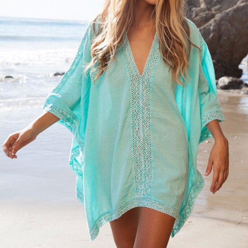 2016 Fashion Swimsuit Bikini Beach Cover Dress