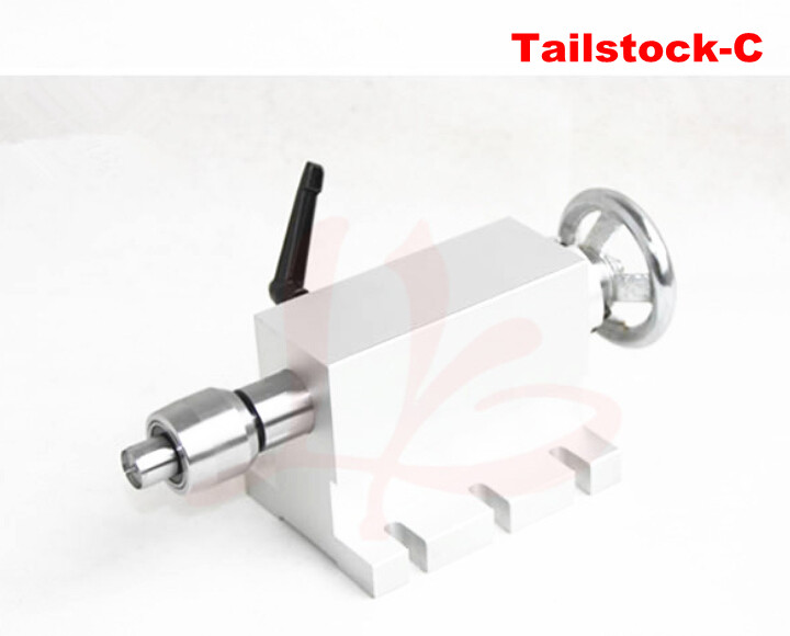 цена на CNC rotary axis tailstock activity tailstock-C for mini CNC router price