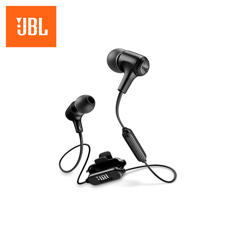 Headphone bluetooth JBL E25BT in-ear sport wireless bluetooth headphones wireless stereo headsets sport headphone colorful with mic support tf card handsfree calls for ios android