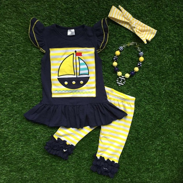 Girls Summer design baby girls boutique outifits girls well dresses shorts sequin shorts outfits with accessories