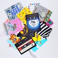 2016 New Fashion 3D Passport Covers U Pick Style Travel Passport Holders PVC/PU Card & ID Holders Passport Covers Package Purse