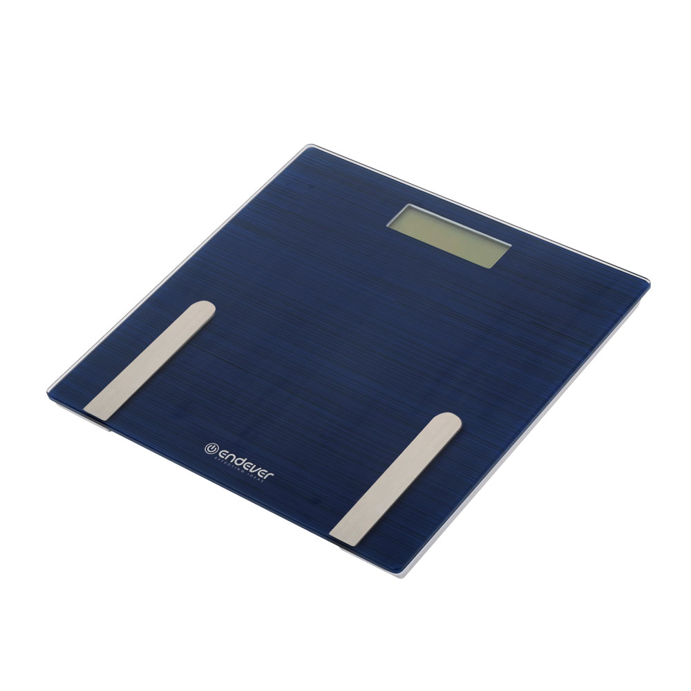 Floor scales Endever Aurora-550 home lcd display weighing scale usb rechargeable electronic scales gym floor scales 180kg 50g