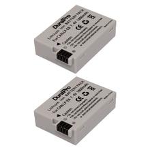 Durapro 2 Pcs LP-E8 LP e8 LPE8 Rechargeable Battery for Canon EOS 550D 600D 650D 700D EOS Rebel T3i EOS Rebel T4i EOS Rebel T5i