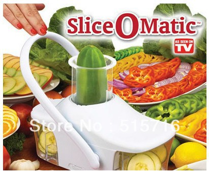 Free Shipping As Seen On Tv Slice O Matic Fruits Vegetables Slicer Advanced Mandoline Knife Kitchen Tools Aliexpress Alibaba Group