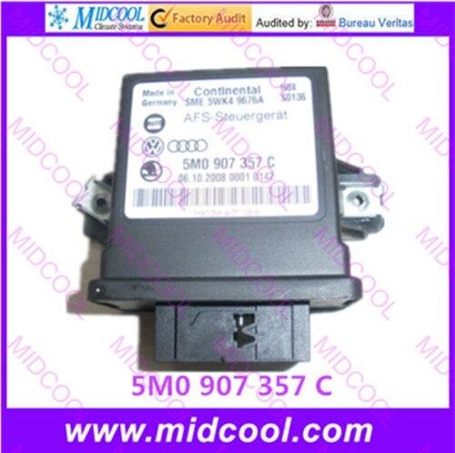 FOR VW HEADLIGHT RANGE CONTROL MOUDLE 5M0 907 357 C 5M0907357C