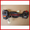 New Pair Motorcycle Handlebar Switch Assembly,Motorcyle Power, Light, Turn Signal Flash, Horn, Choke Switch Assembly