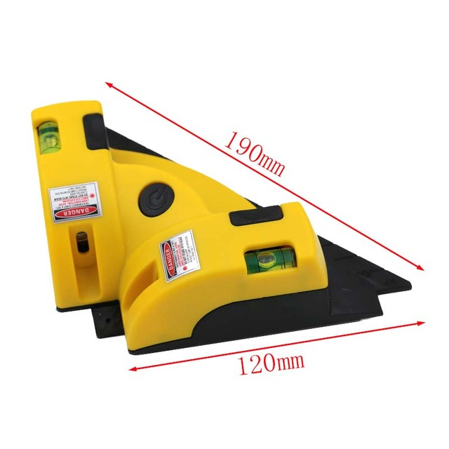 High Quality Right Angle 90 Degree Square Laser Level