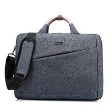 Große Kapazität 15,6 Zoll Laptop Schutzfolie Geschäftsmann Handtasche Umhängetasche männer Reisetaschen Laptop Aktentasche für Mann