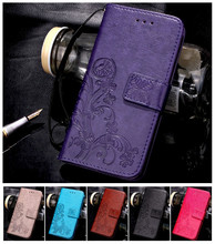Leather Cases For Samsung Galaxy S3 S4 S5 S6 S7 Edge Mini Note 3 4 5 6 7 G530 G360 A310 A510 i8190 i9190 Cover + Wallet Holder цена 2017